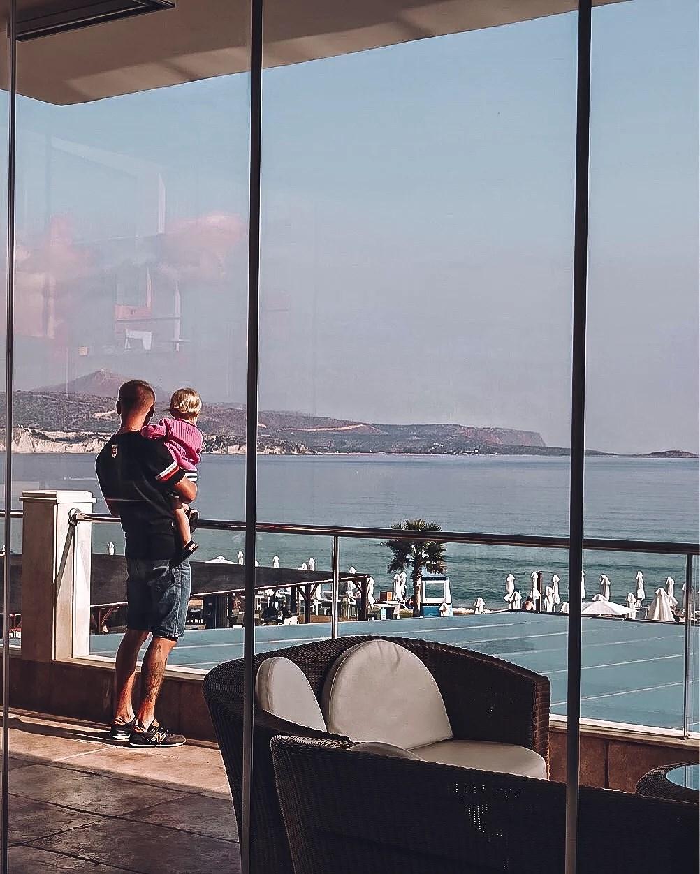 Nasze wakacje w pięciogwiazdkowym hotelu Kiani Beach Resort na Krecie - opinia o hotelu, wrażenia