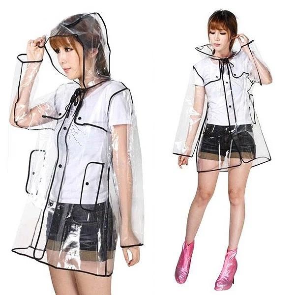 Loving this rain jacket