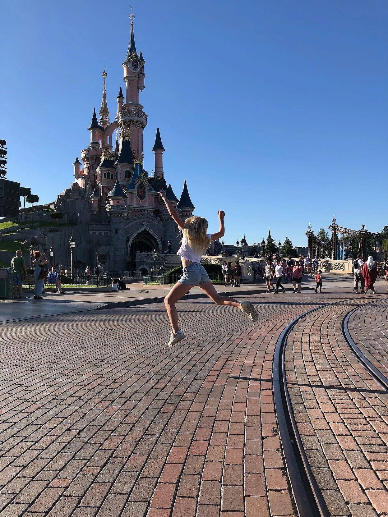 Reseberättelse från läsare - Disneyland Paris med husbil