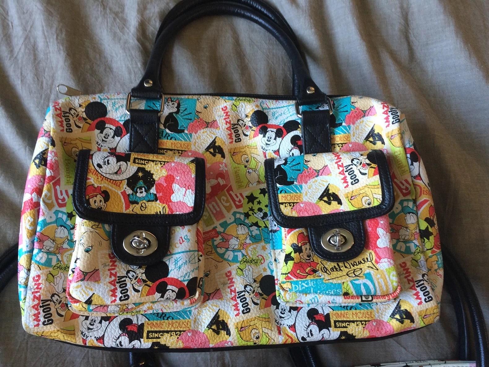Mina Disney väskor
