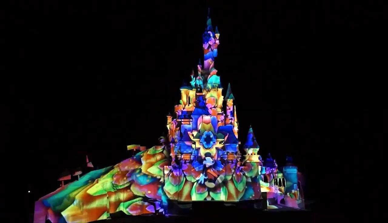 "Ny ""Fyrverkerishow"" på Disneyland Paris (Disneyland Park)"