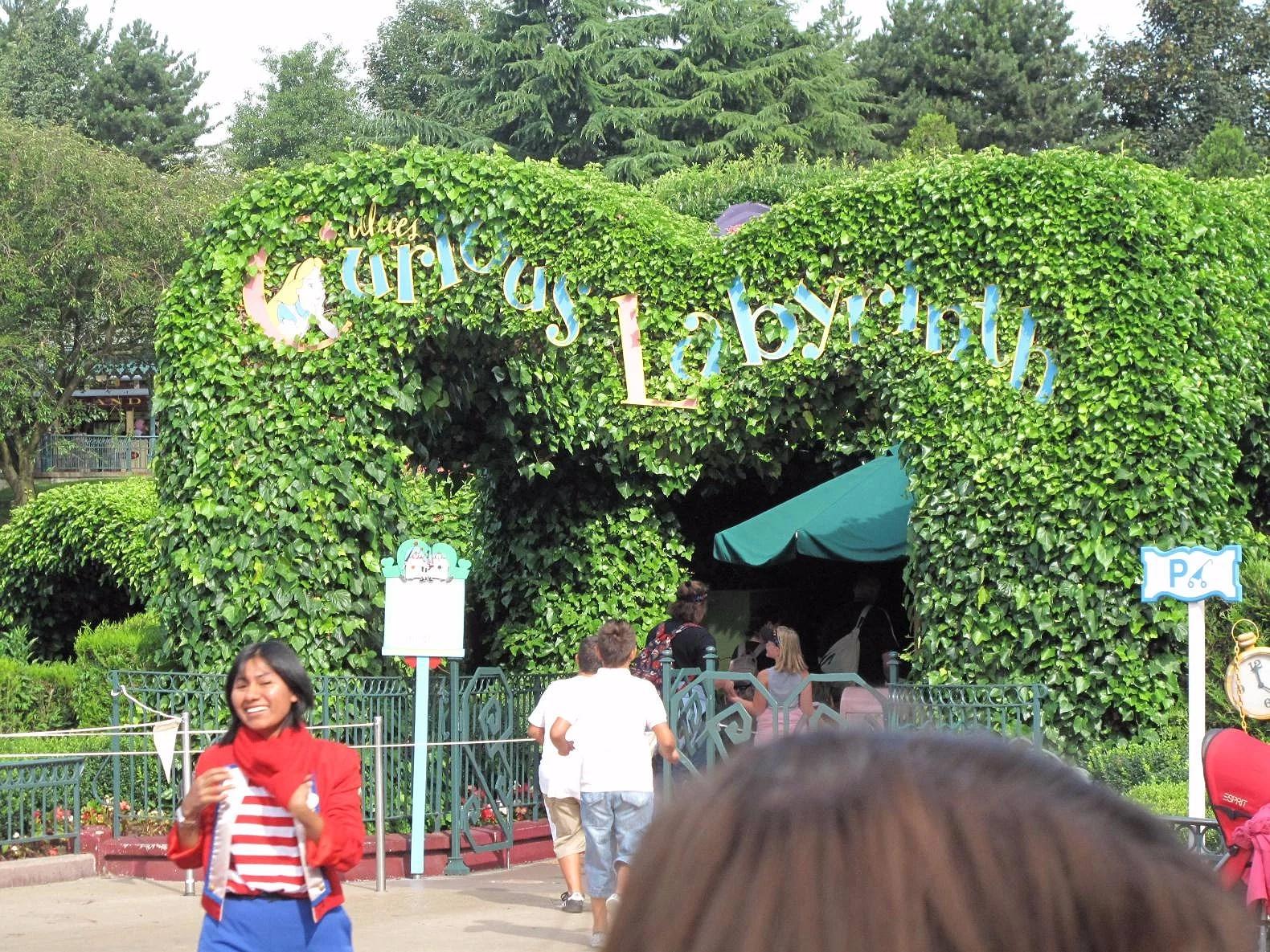 Disneyland Park del 4:1 : Fantasyland - Disneyland Paris
