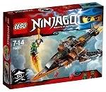 LEGO Ninjago 70601 Himmelshajen