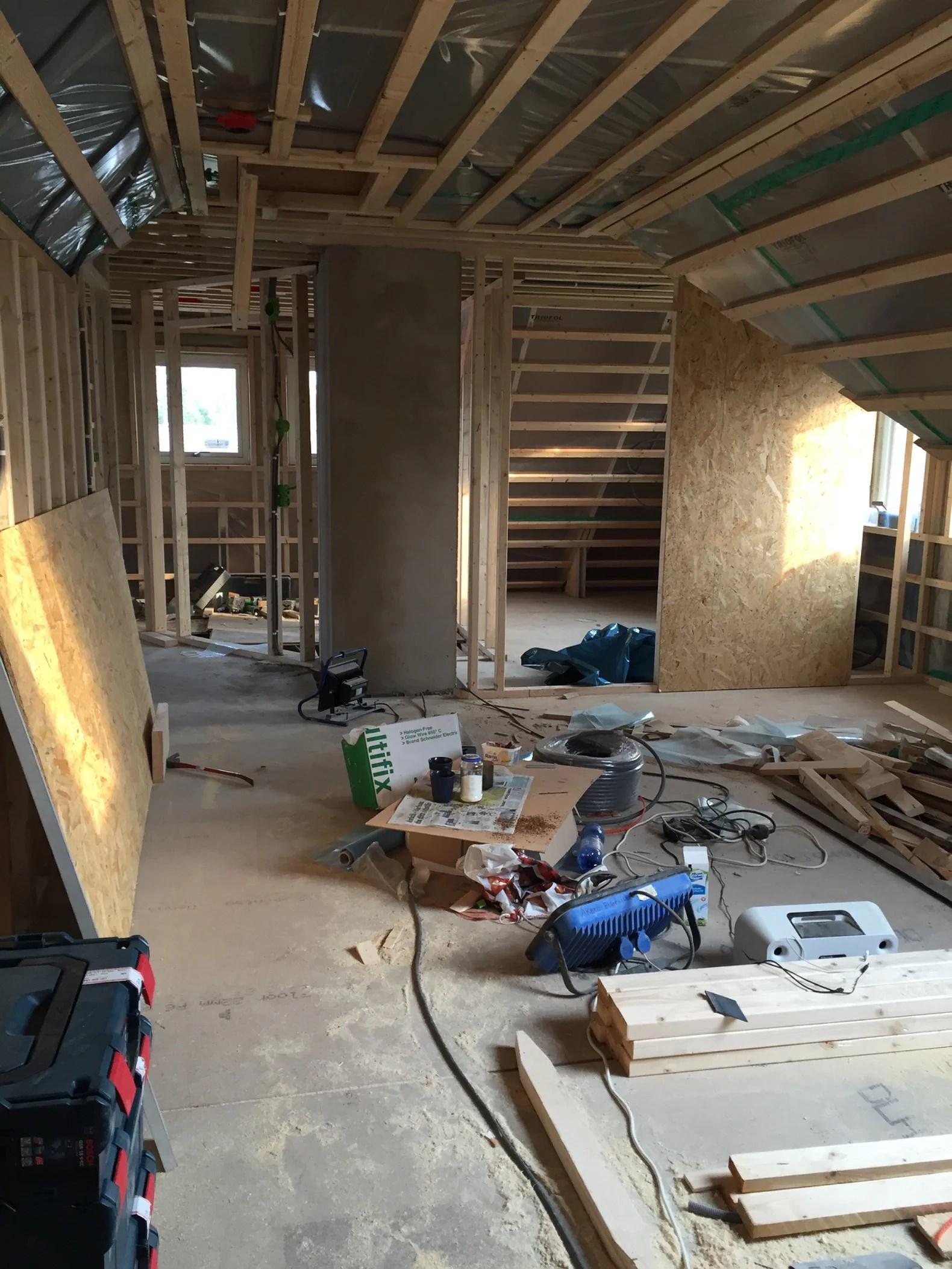Drömmen om att bygga ett hus
