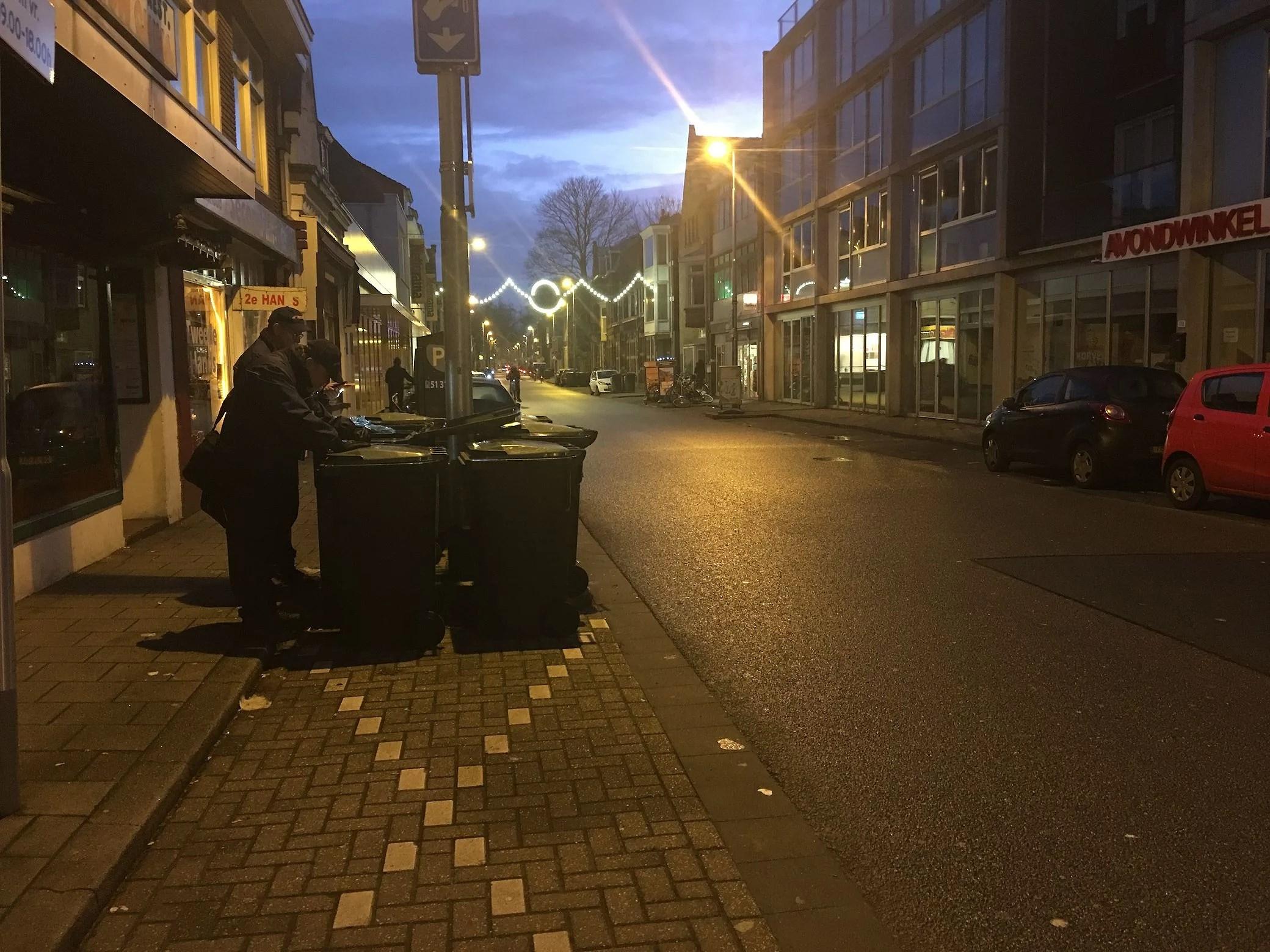 Trash Police in Tilburg South