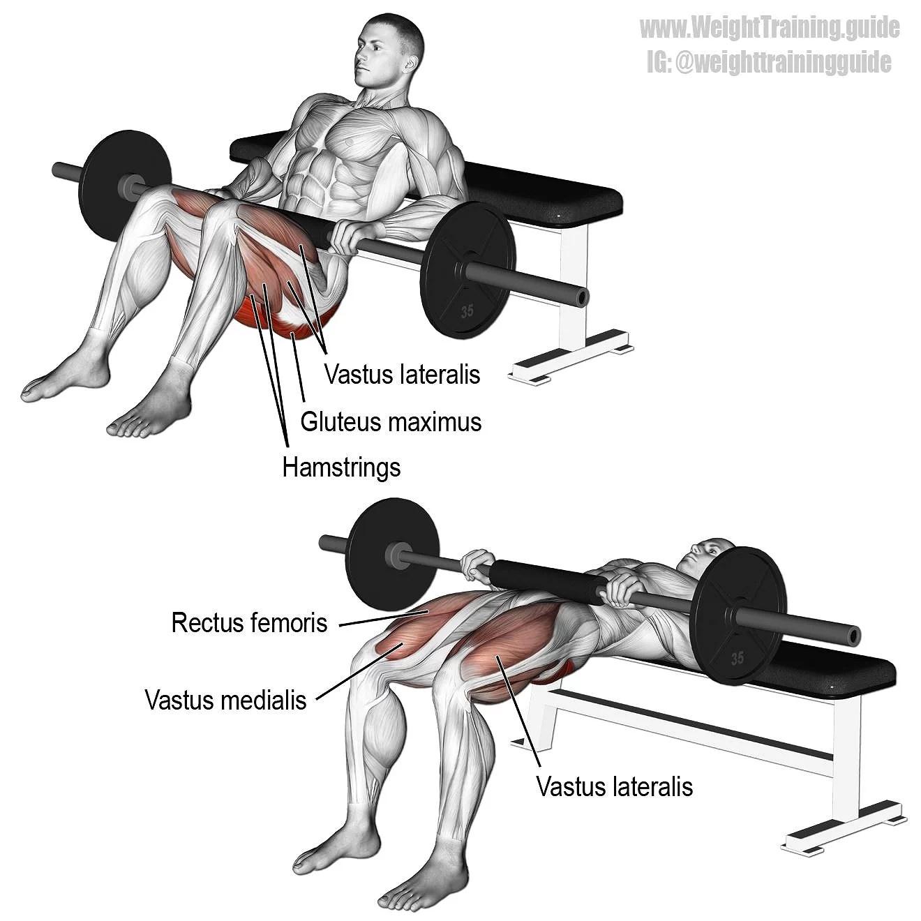 3 fave leg exercises