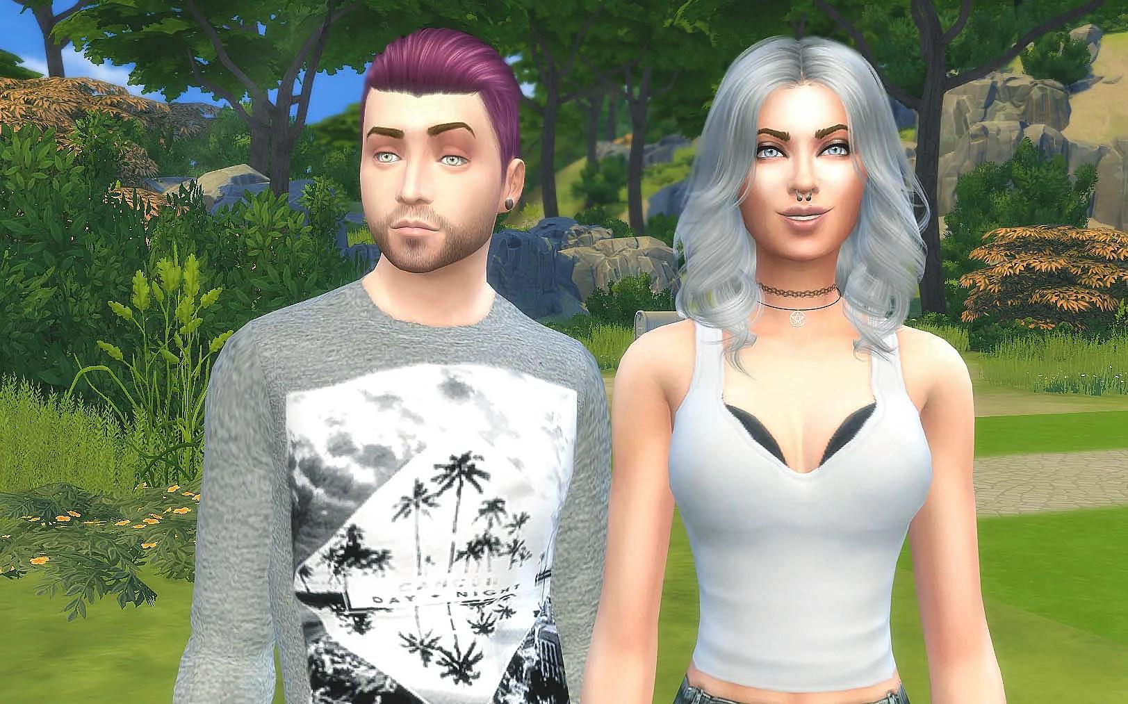 Sims dating döden