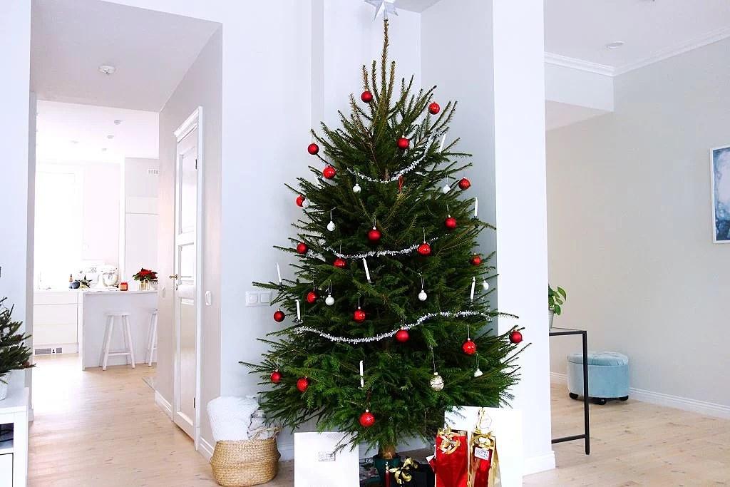 Vår underbara julgran!