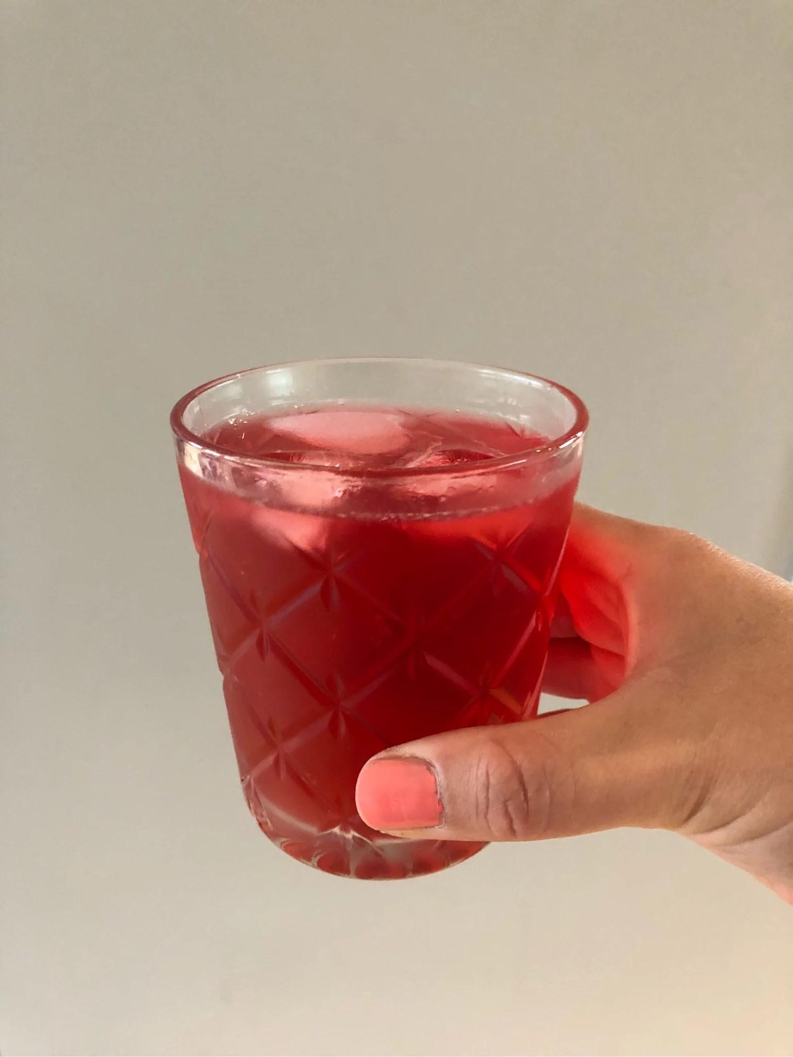 Dagens drink. 🍹