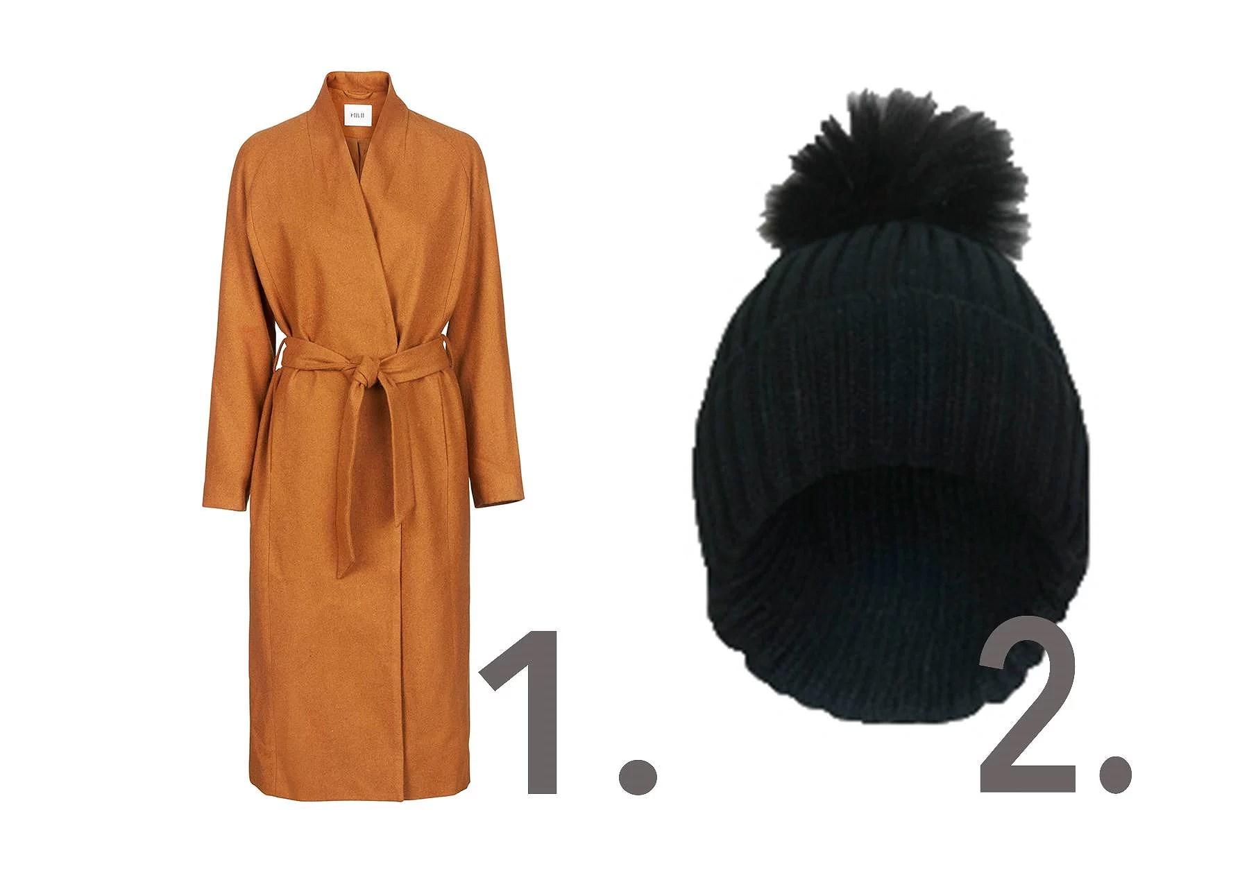 New wintercoat & furhat