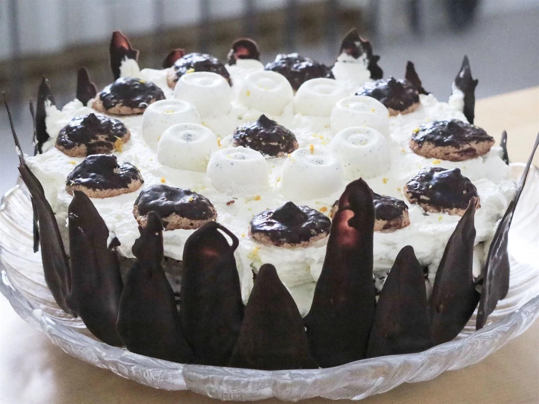 En succé tårta!