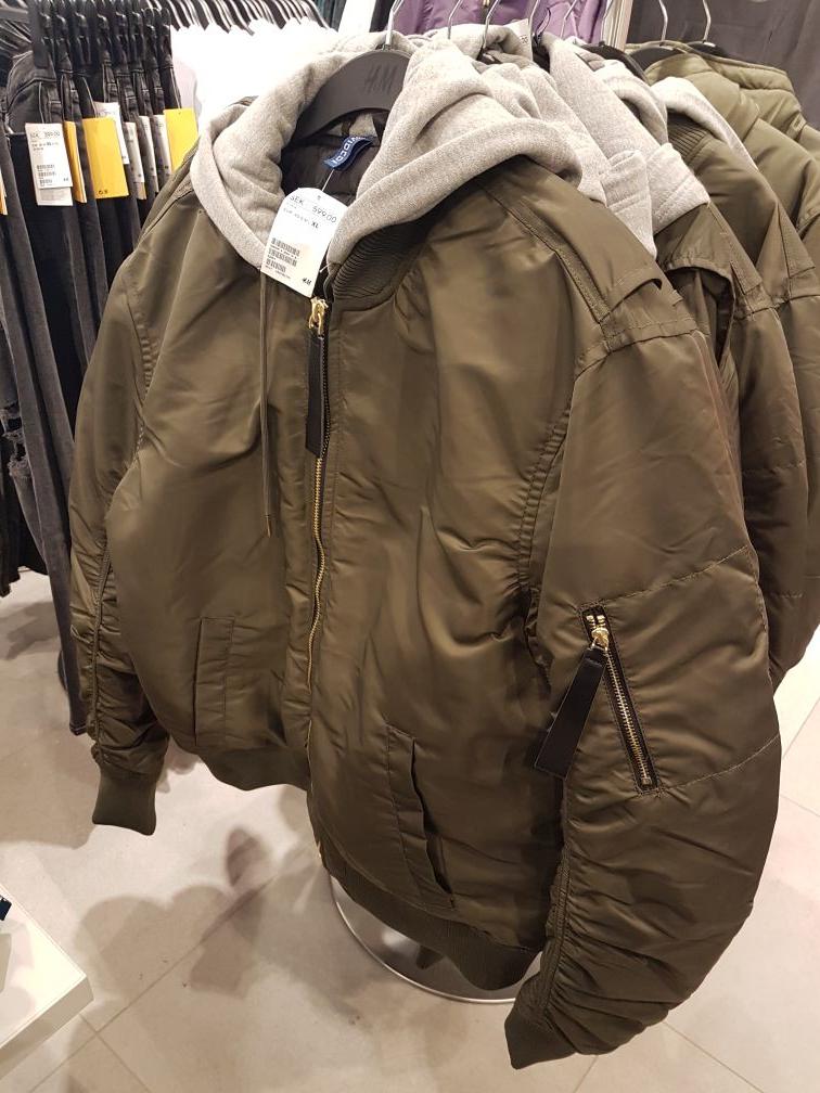 Kär i en jacka!