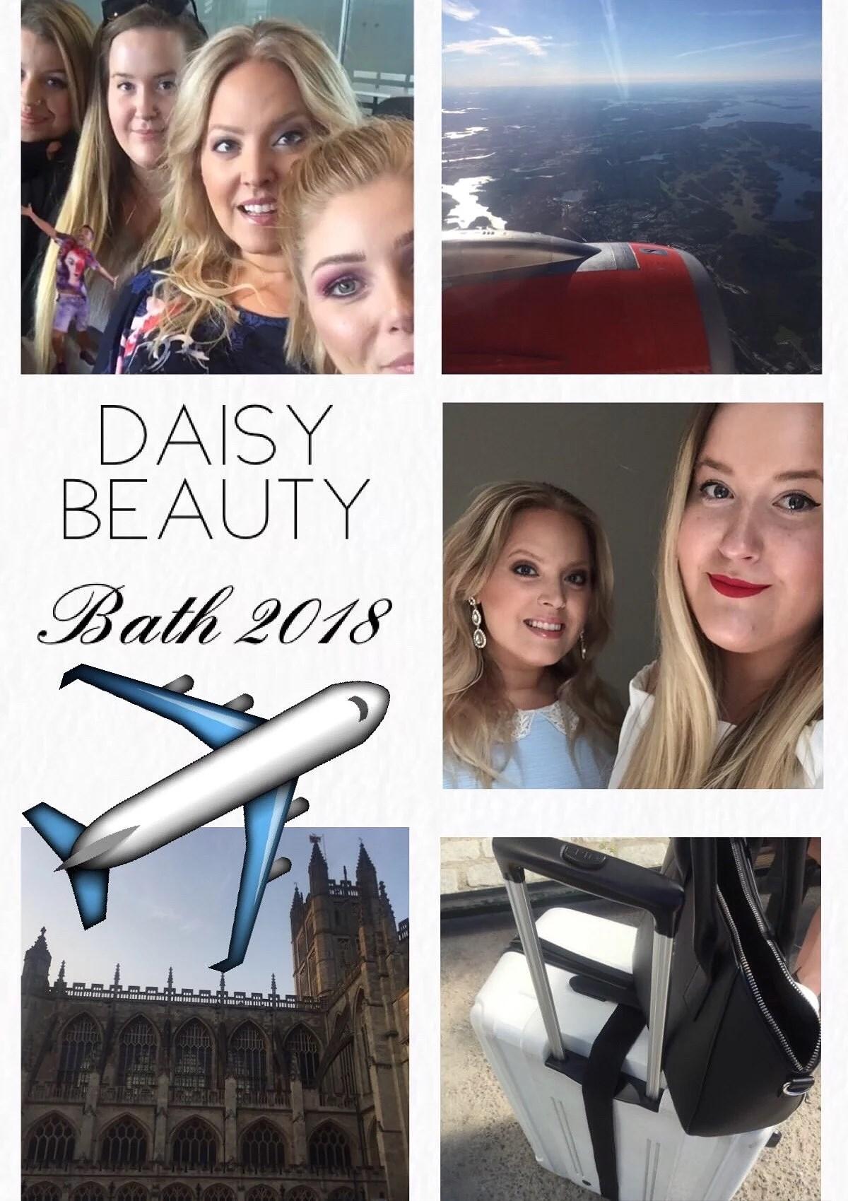 daisy beauty bath 2018