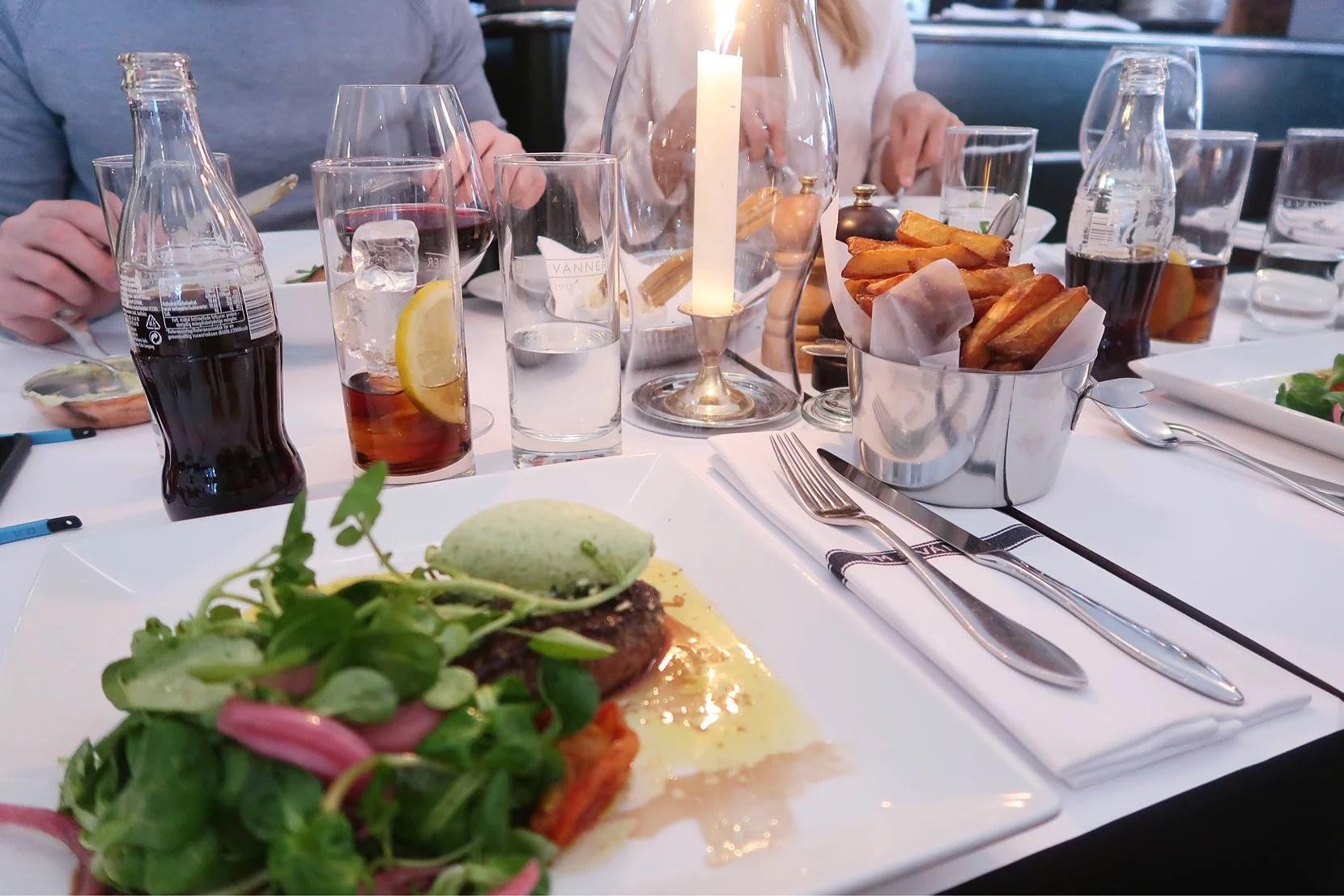Hotellnatt i Växjö / Restaurang