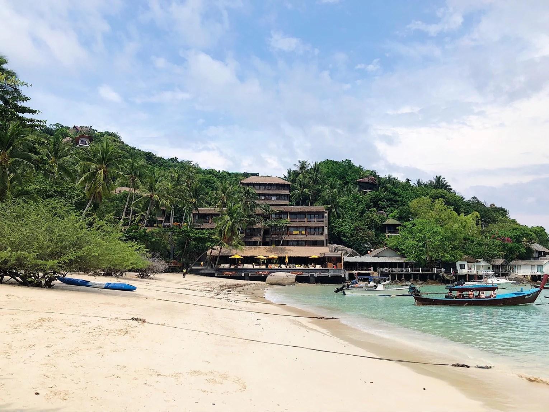 Koh Tao - Shark Bay