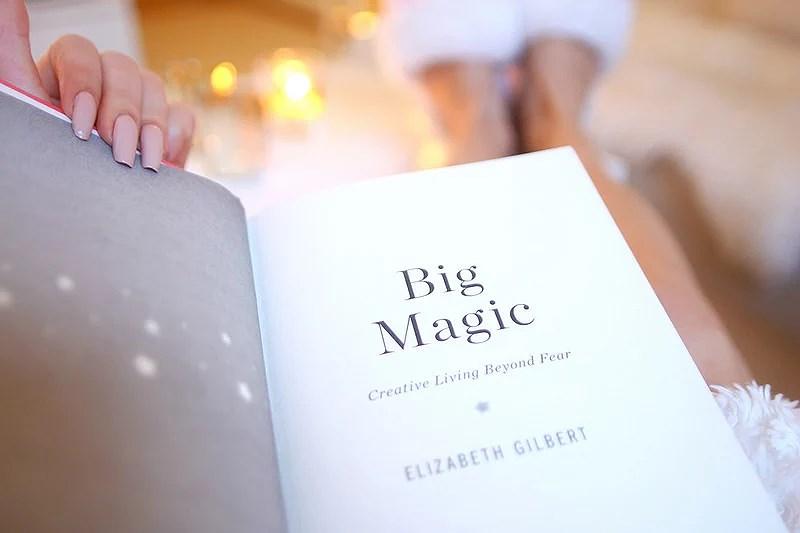 Reading, dreaming & freezing