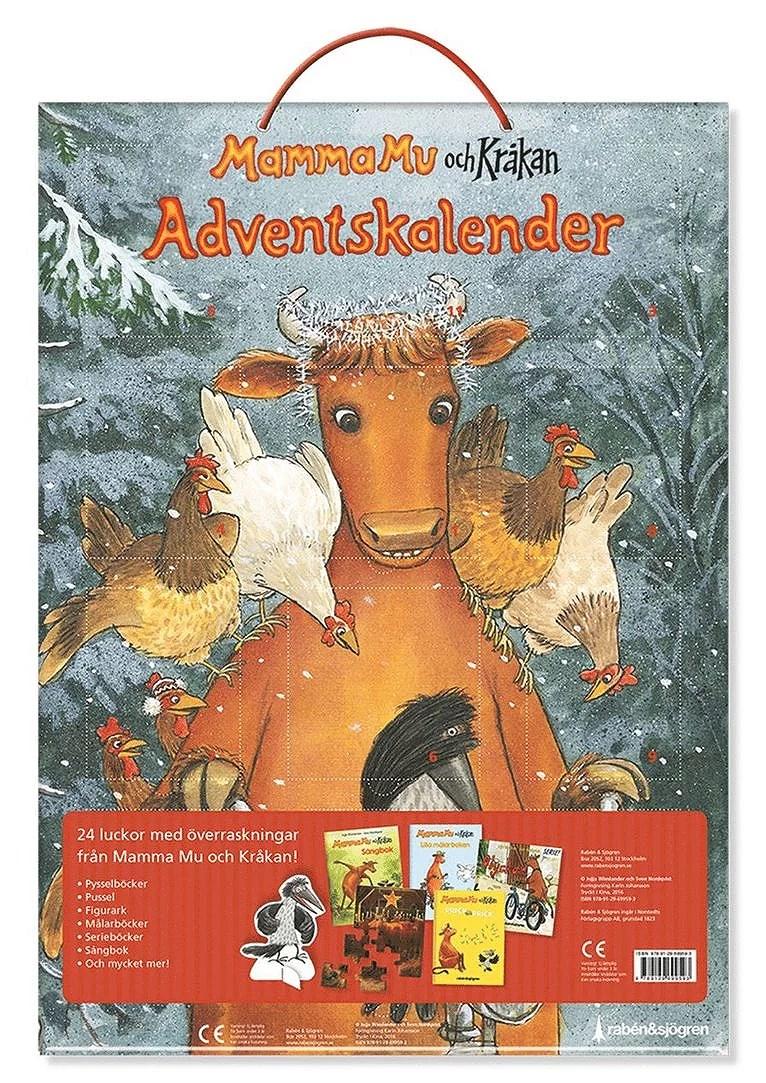 Mamma Mu och Kråkans Adventskalender
