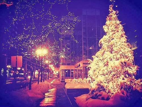 December, äntligen!