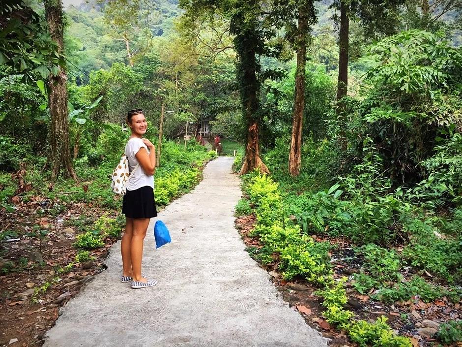 Mysiga dagar i Koh Chang archipelago