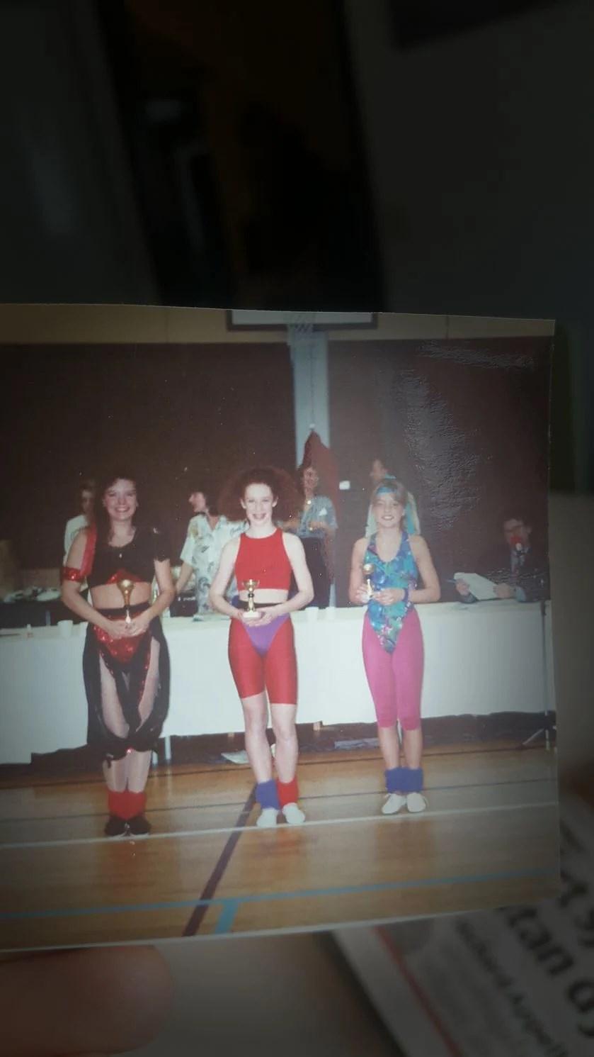 balett outfit