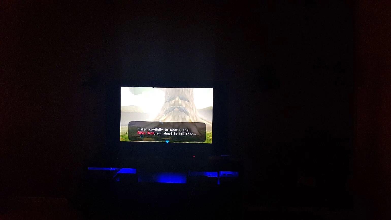 Legend of Zelda kväll