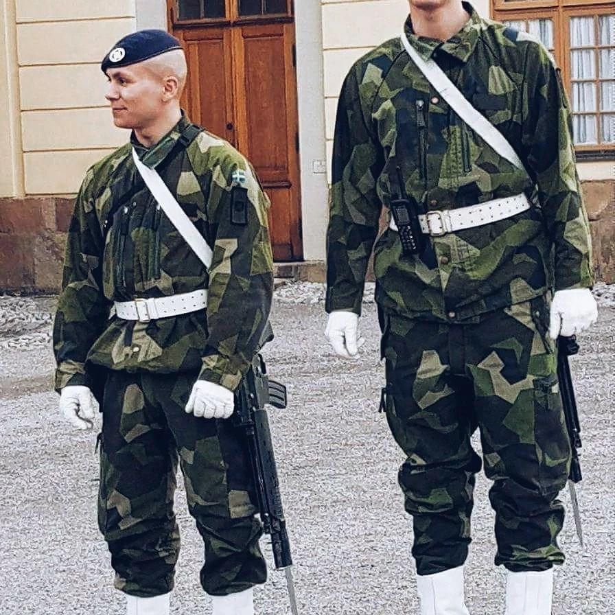 Min bästa vän är soldat