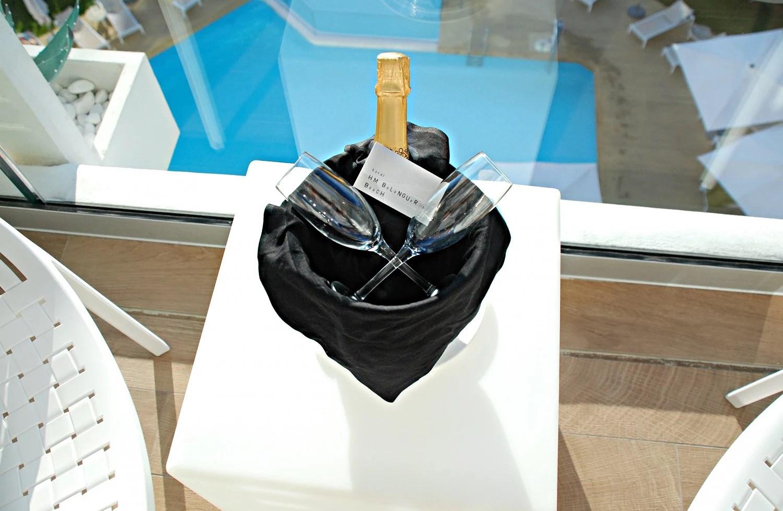 Champagne hm hotels Balanguera
