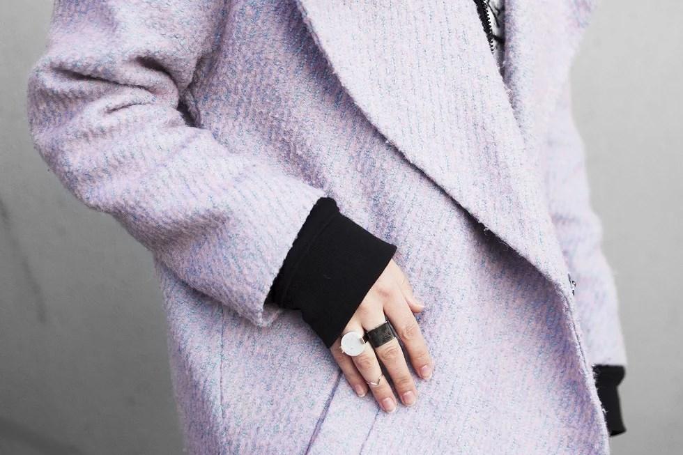 sneak peek – marshmallow jacket -
