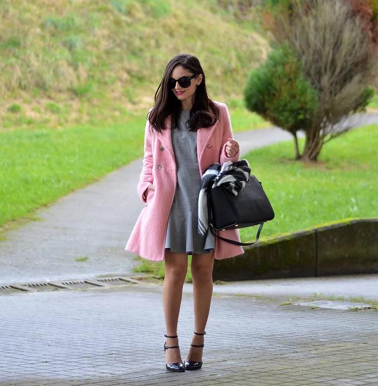...Pink Coat...