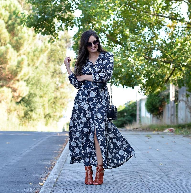 zara_ootd_lookbook_street style_floral dress_02