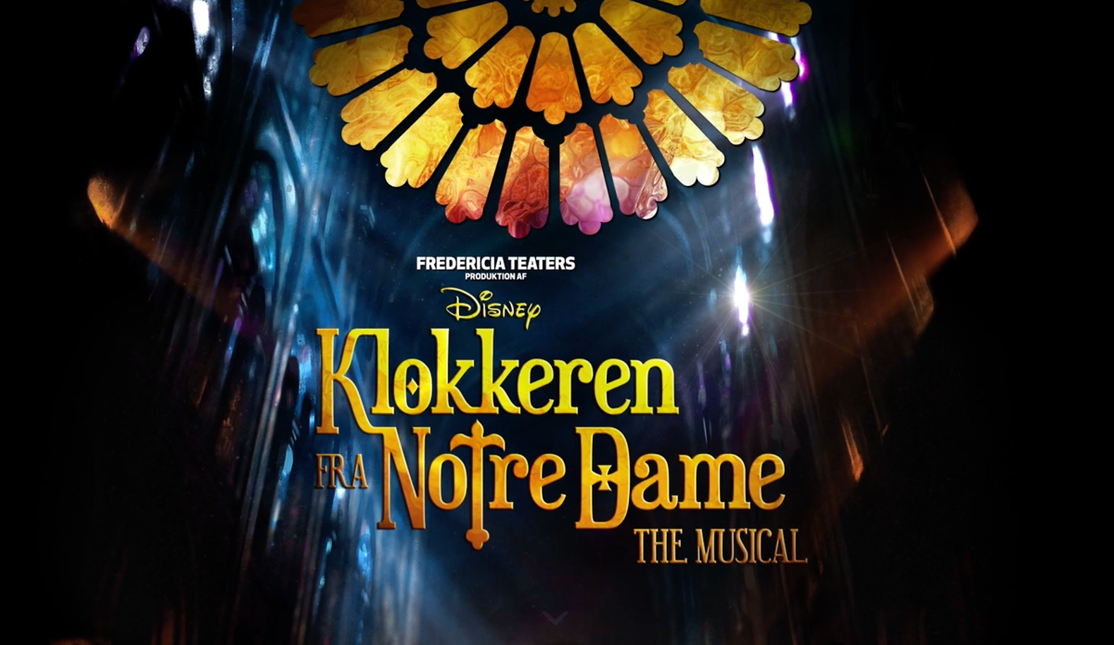 Disney Friday: The Hunchback of Notre Dame Musical