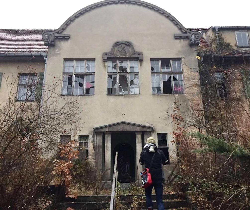 elisabeth sanatorium haunted abandoned ghost death