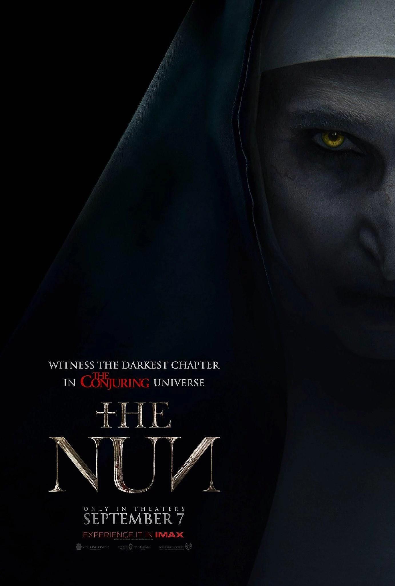 Film Recension- The Nun
