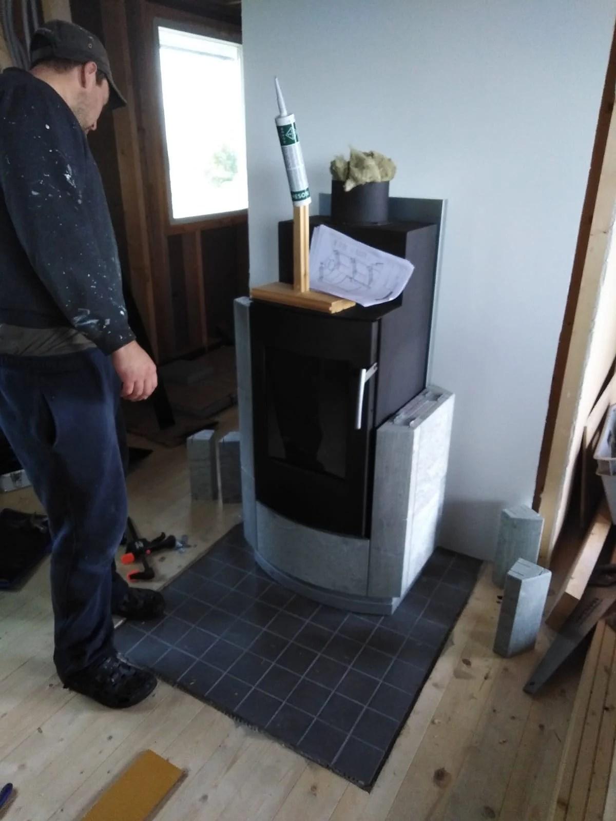 villavslutning