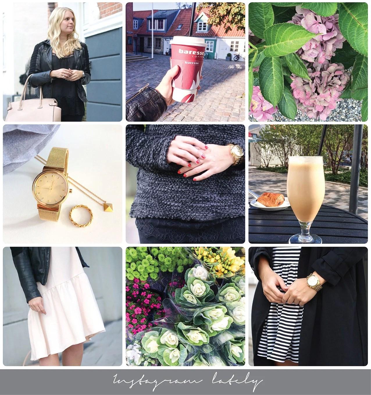 Modeblog, Instagram