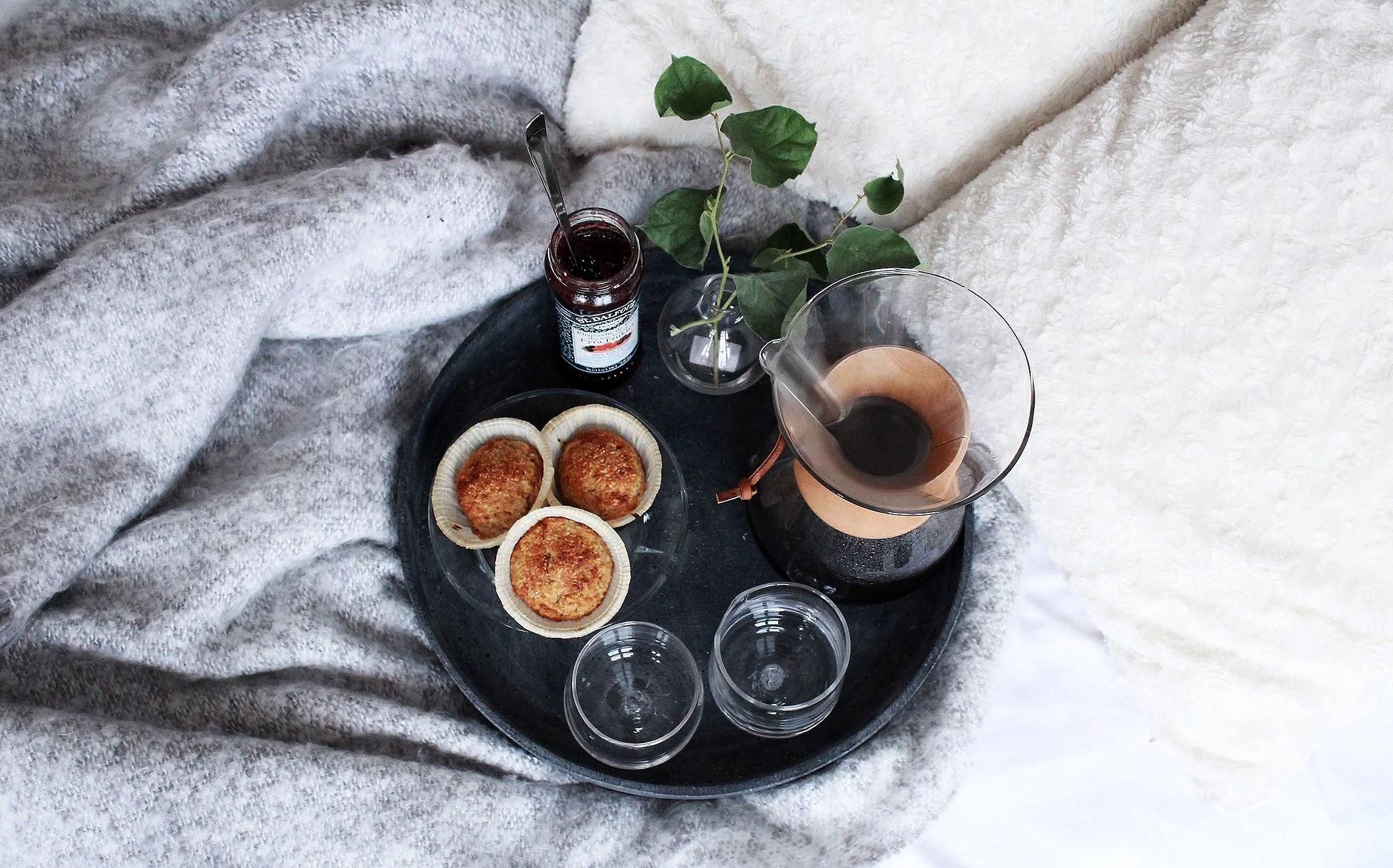 Recept på nyttigare scones!