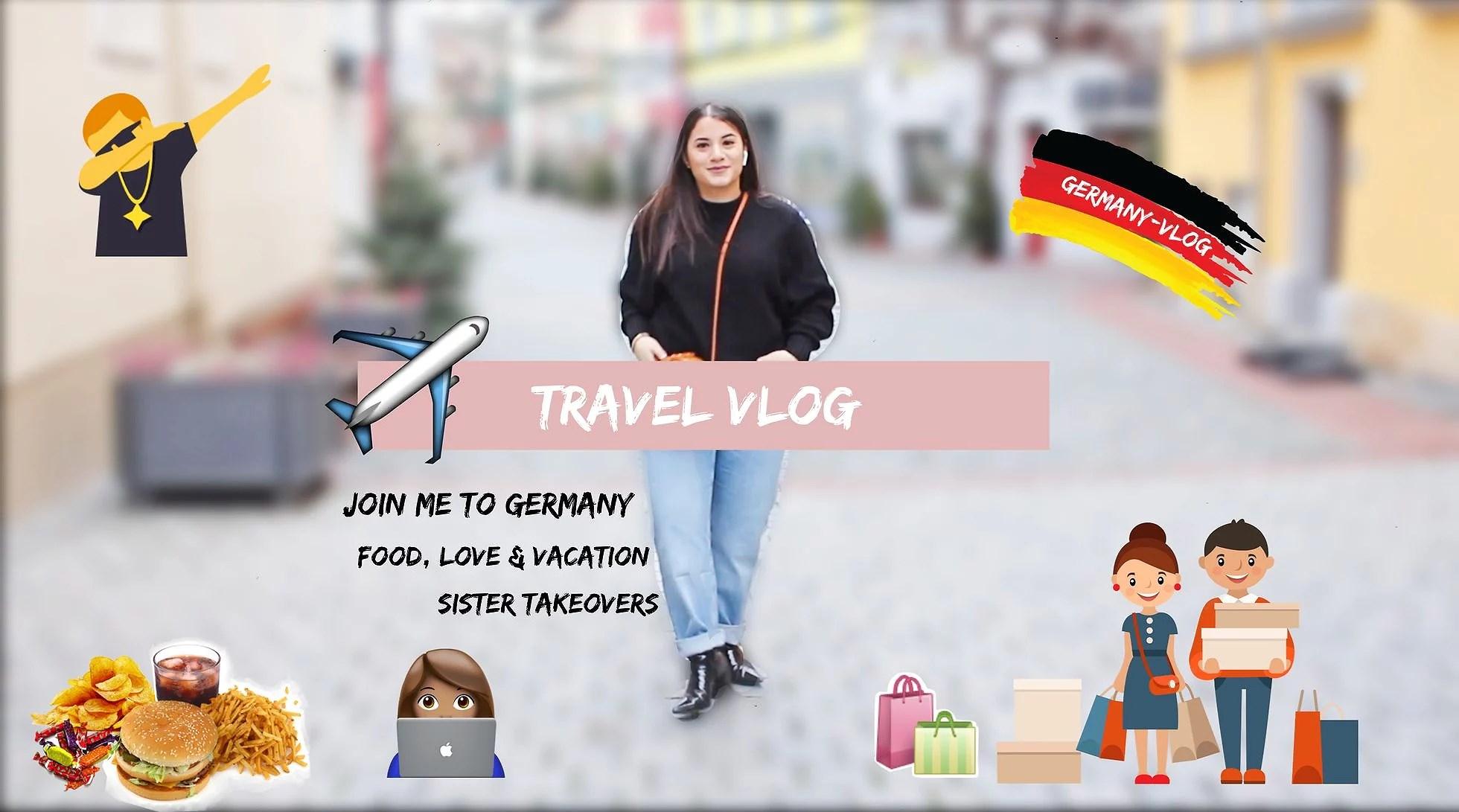 Vlog: en oppsummert familietur