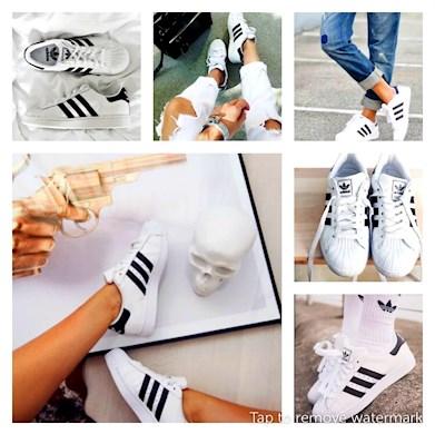 Adidas Superstar Inspo