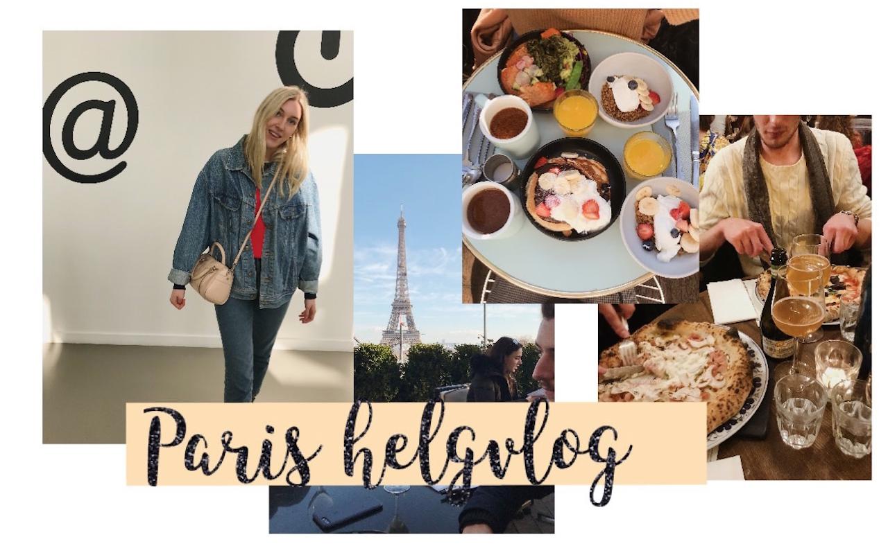 Vlogg- pizza, vin, fransmän och mer vin