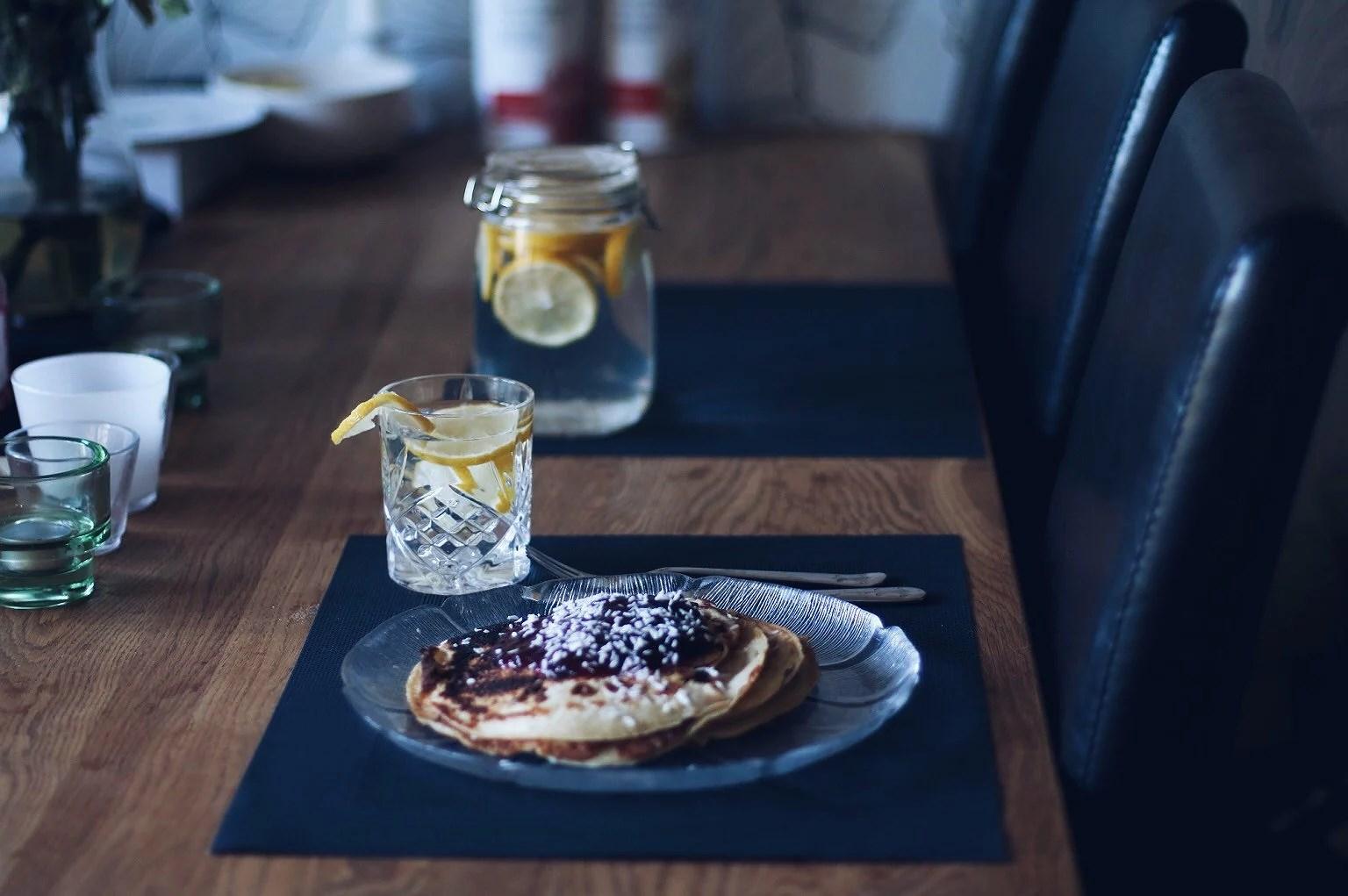 Pannkaksfrukost