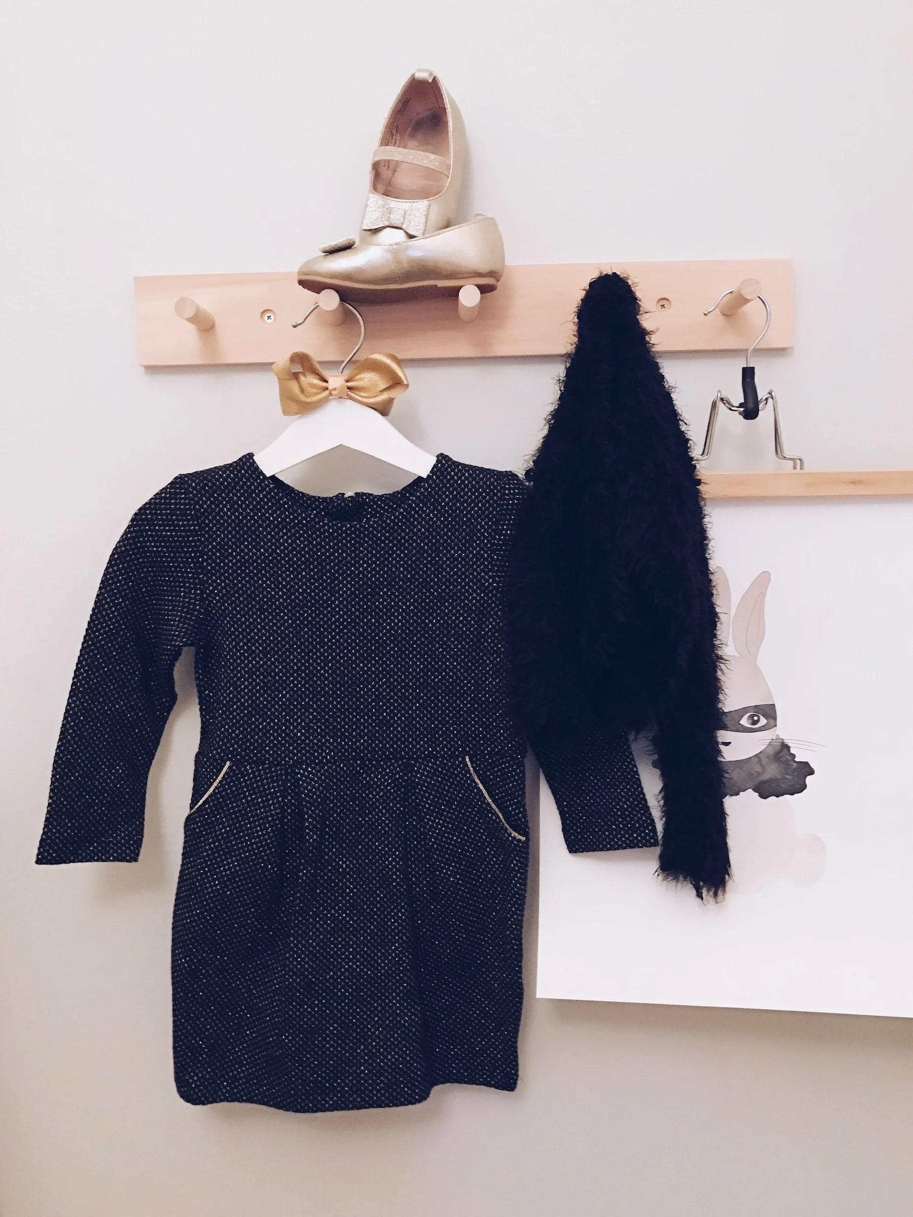 Finaste klänningen