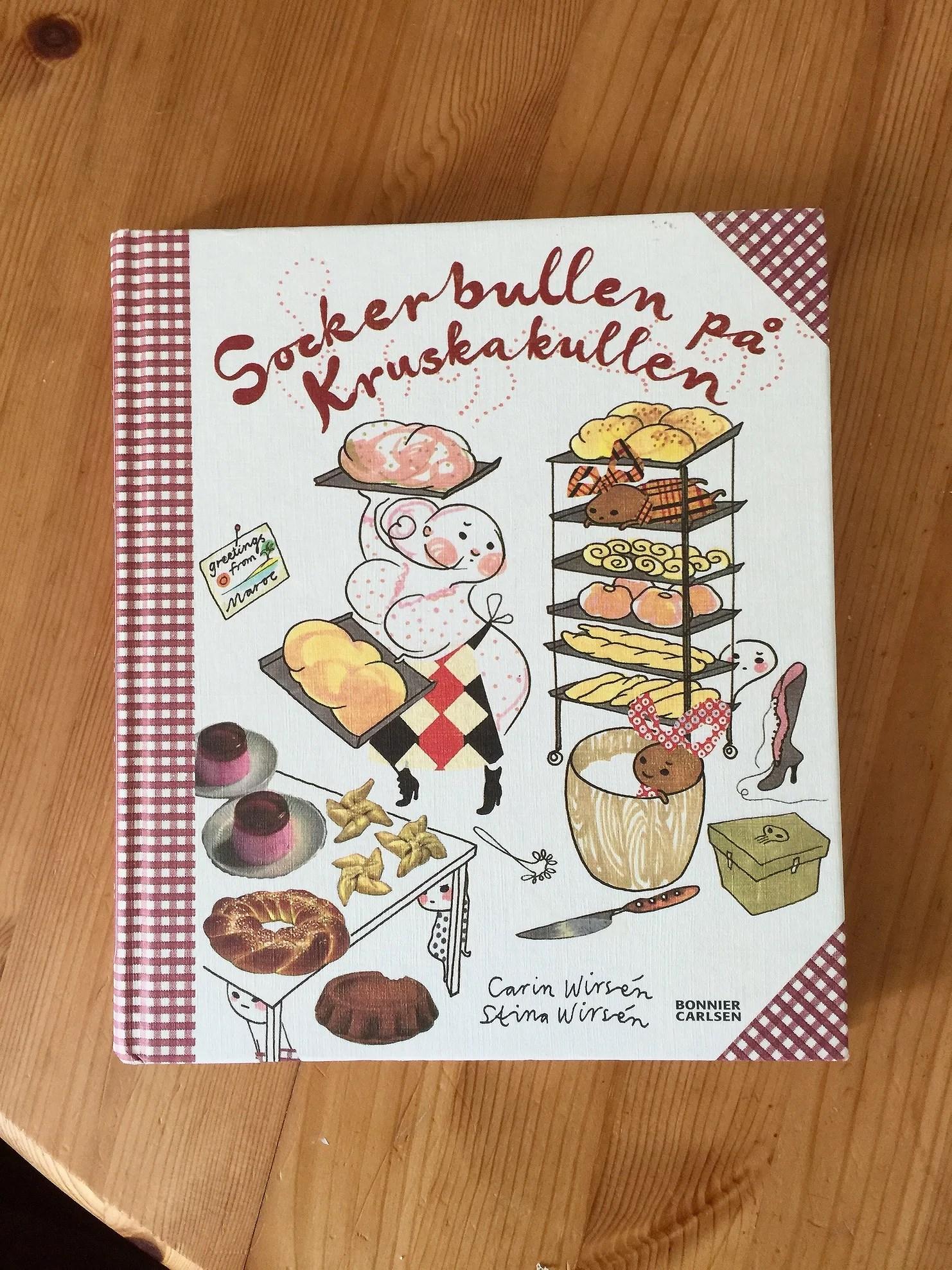 Sockerbullen på kruskakullen | Stina Wirsén och Carin Wirsén