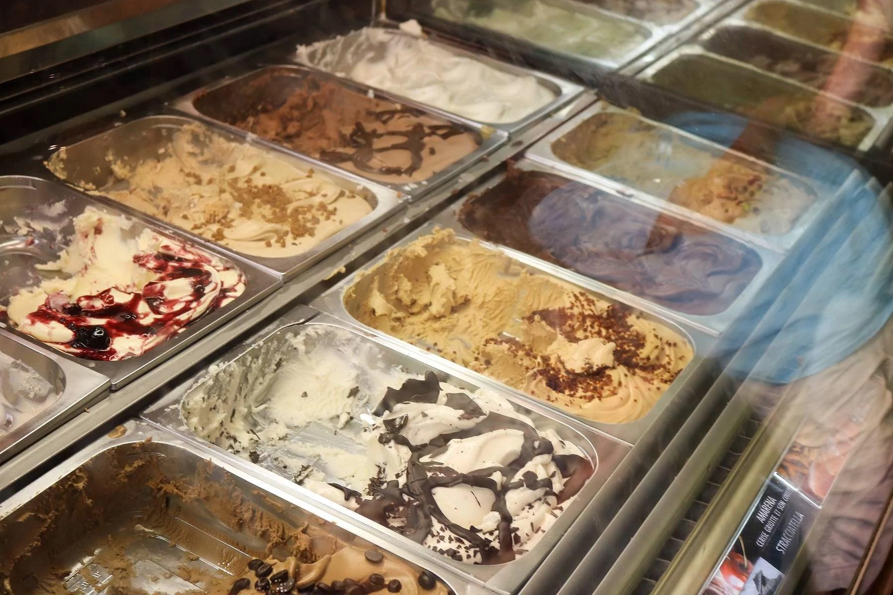 amorino ice-cream