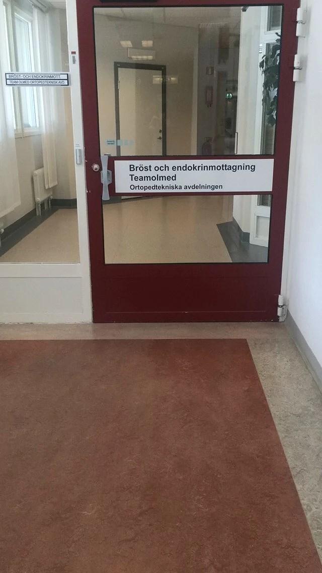 Mitt liv på sjukhuset