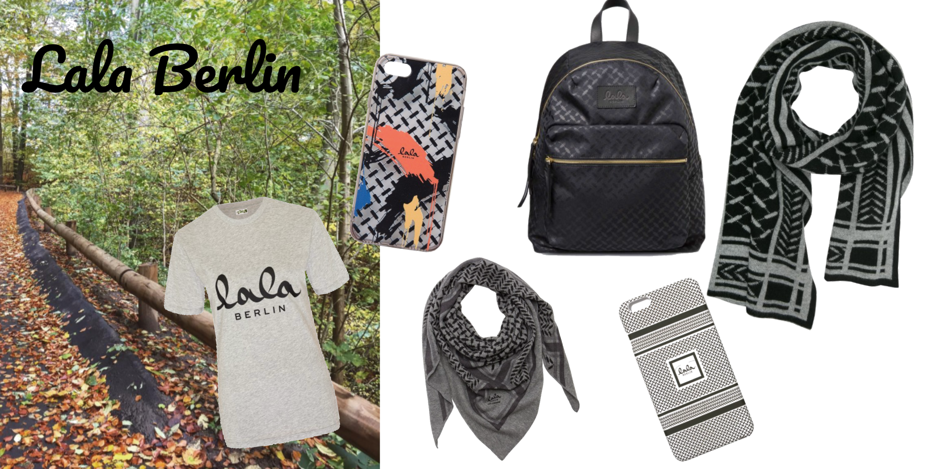 Lala Berlin // Fall favorites