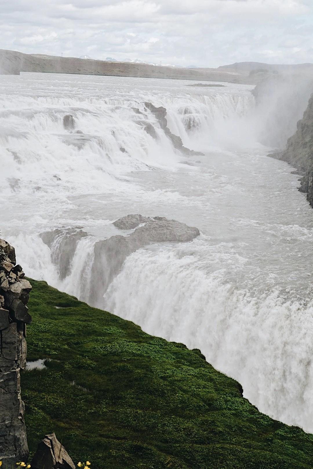Utflykt på Island