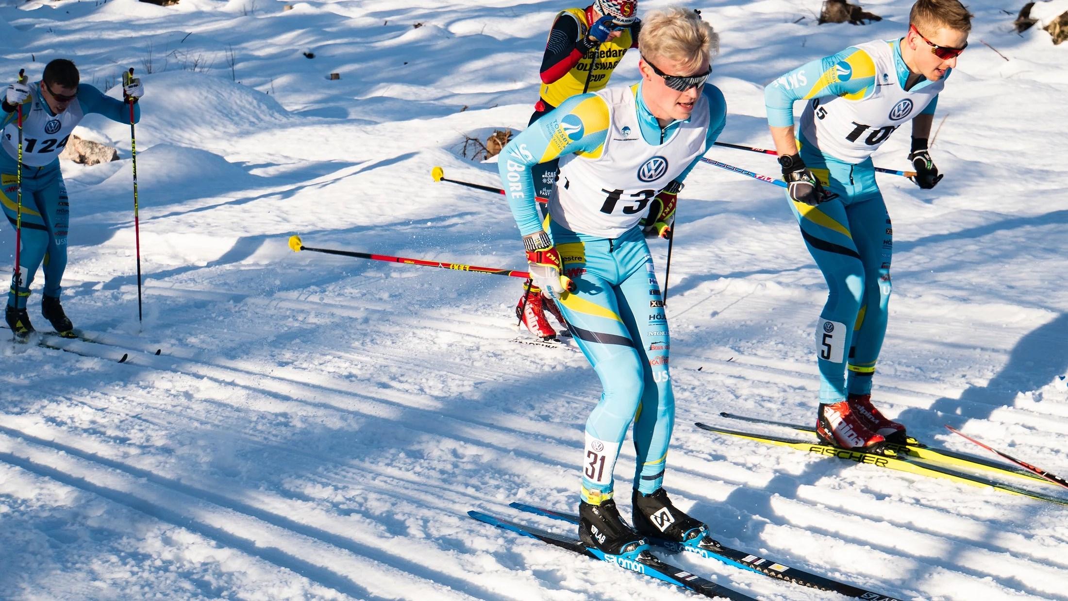 Kort sammanfattning av helgens 30km i Hudiksvall