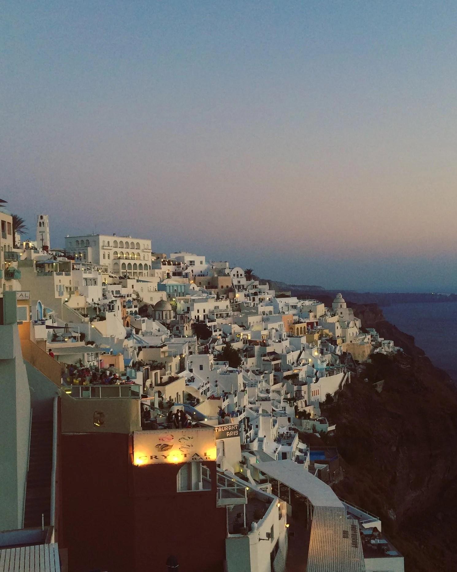 Santorini & Ios