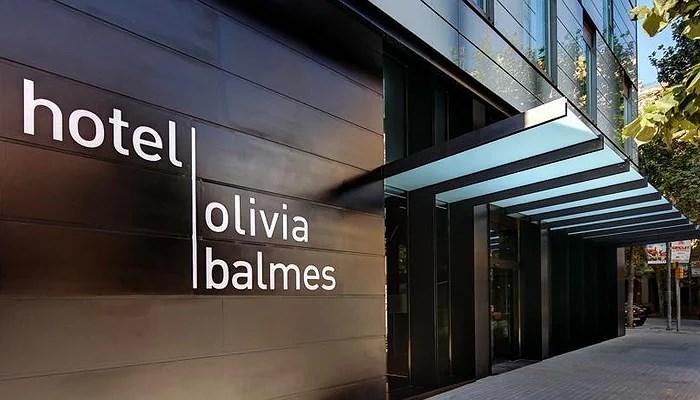 Hotel Olivia Balmes, un oasis en Barcelona