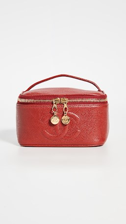 channel bag red